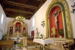 Iglesia parroquial de San Martin - interior
