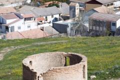 Torre Vigía en el jardín - Casa Palacio de los Condes de Antillón